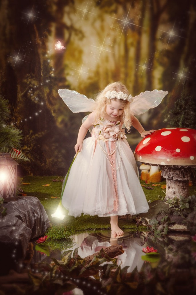 fairy  u0026 elves photoshoot experience